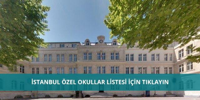 İstanbul Özel Okul Fiyatları