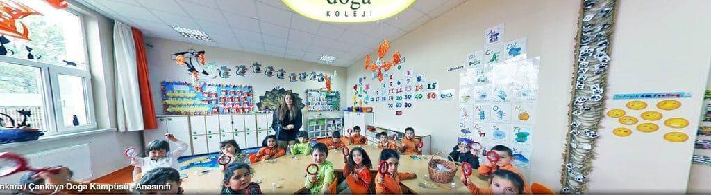 Doğa Koleji / Ankara İncek Kampüsü Anaokulu fiyatları