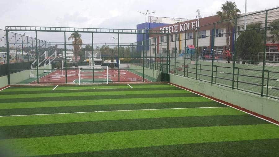 İzmir Derece Koleji fiyatları